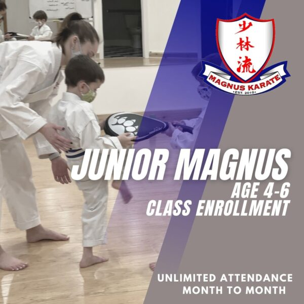 Junior Magnus Enrollent Pic