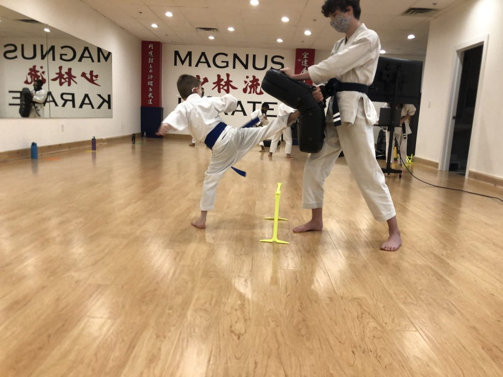 Youth Martial Arts Training