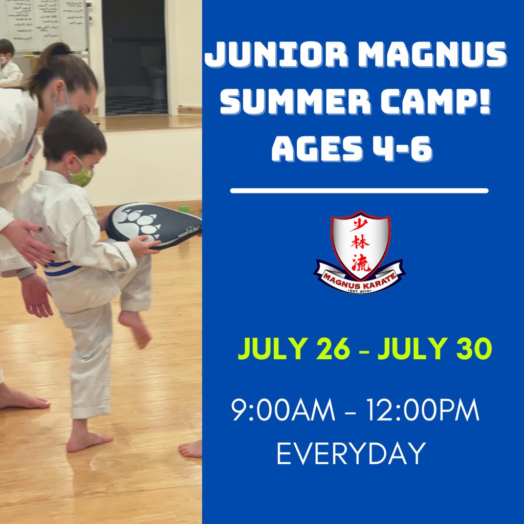 Summer Junior Magnus Camp