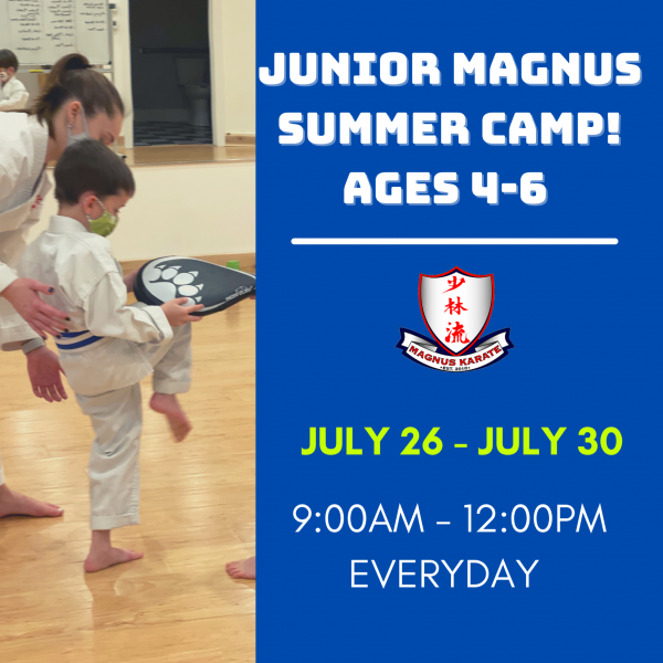 Summer Junior Magnus Camp