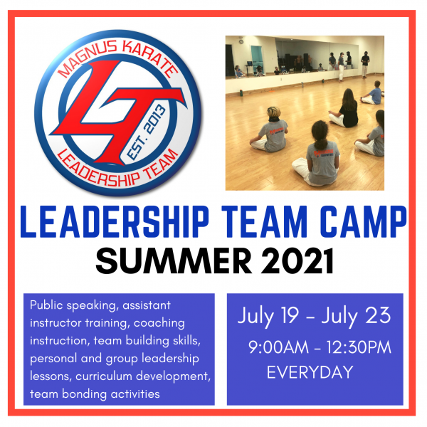 Summer Leadership Team Clinic Intensive