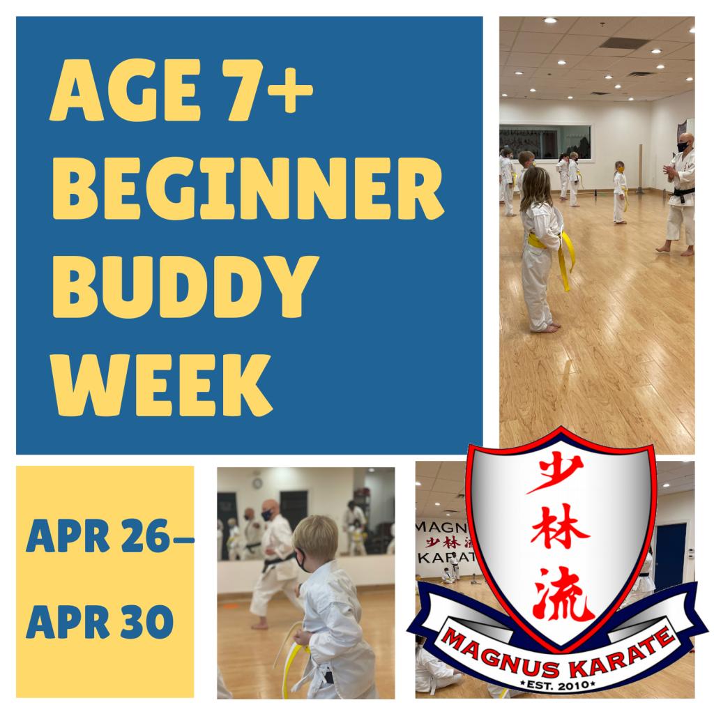 April Buddy Week Revised