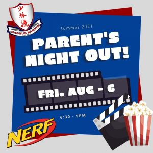 August Parents Night Out