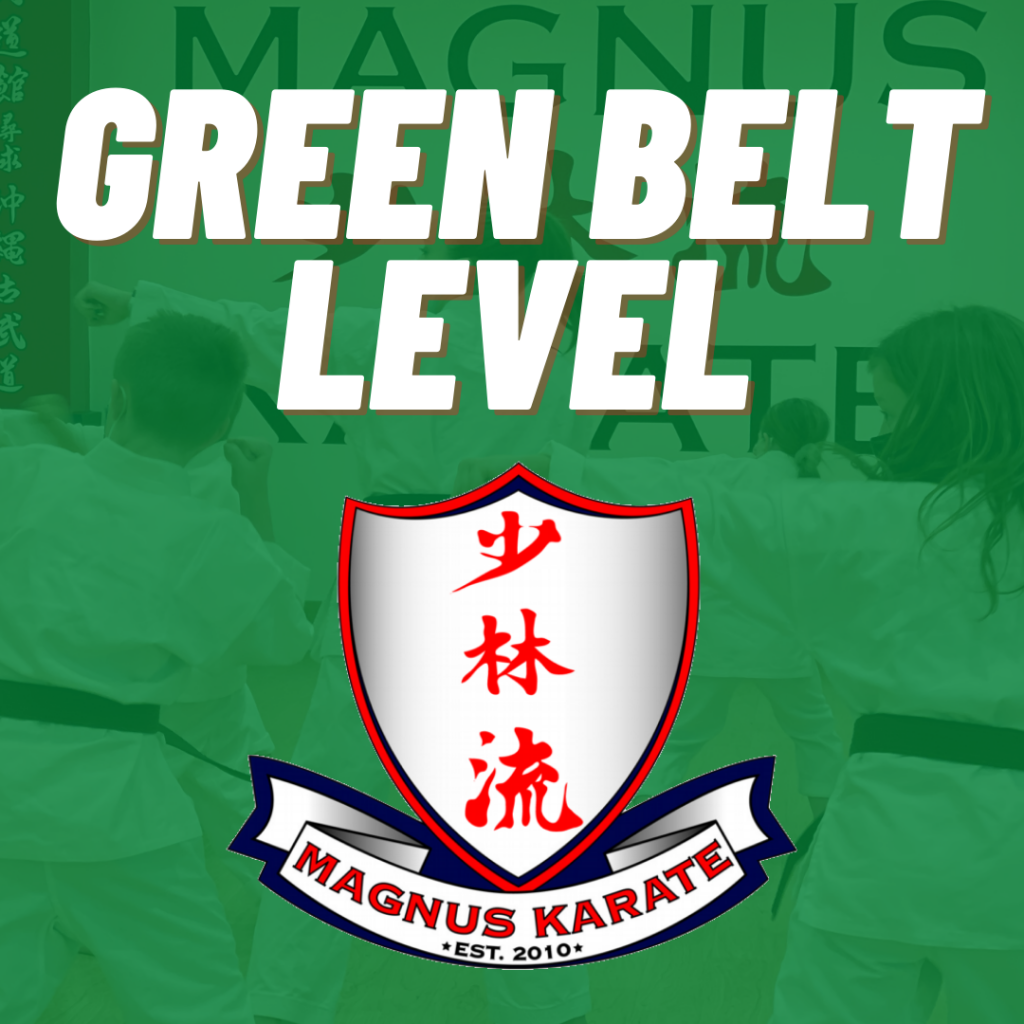 Green Belt level