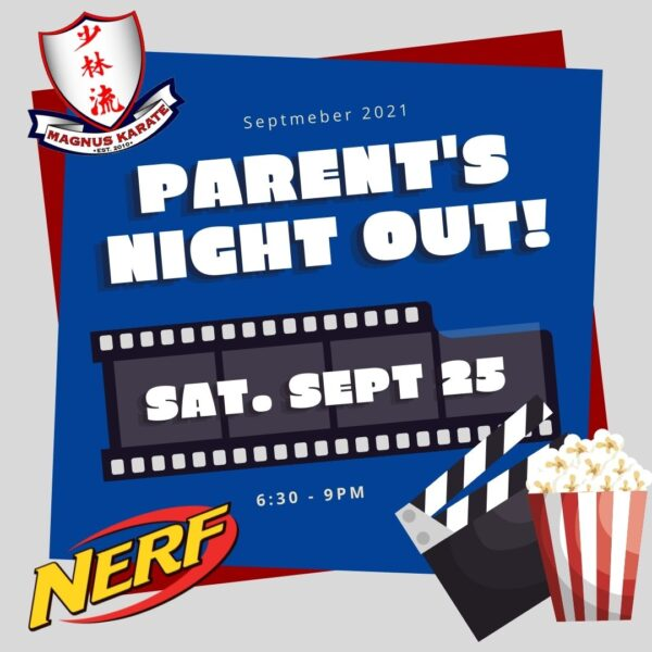 Parents Night out September