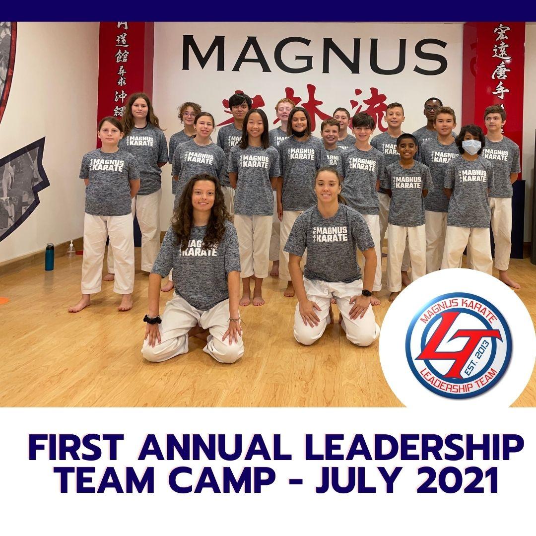 Leadership Team Camp