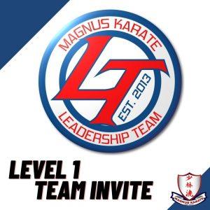 Leadership Team Level 1 Invite Image
