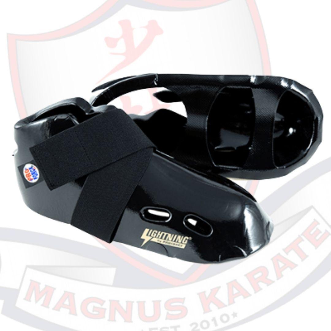 Sparring Gear Foot Gear Black