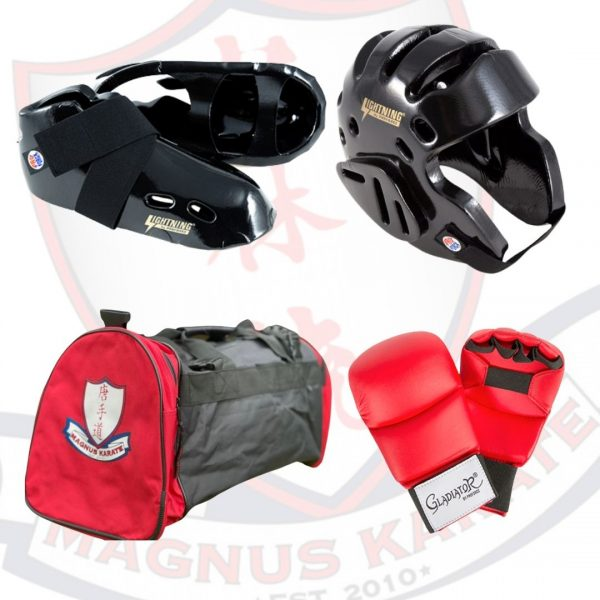 Sparring Gear Gear Set Complete