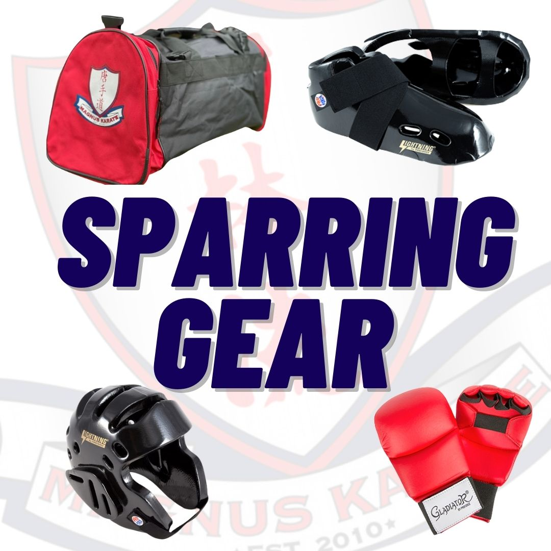 Sparring Gear Title Image