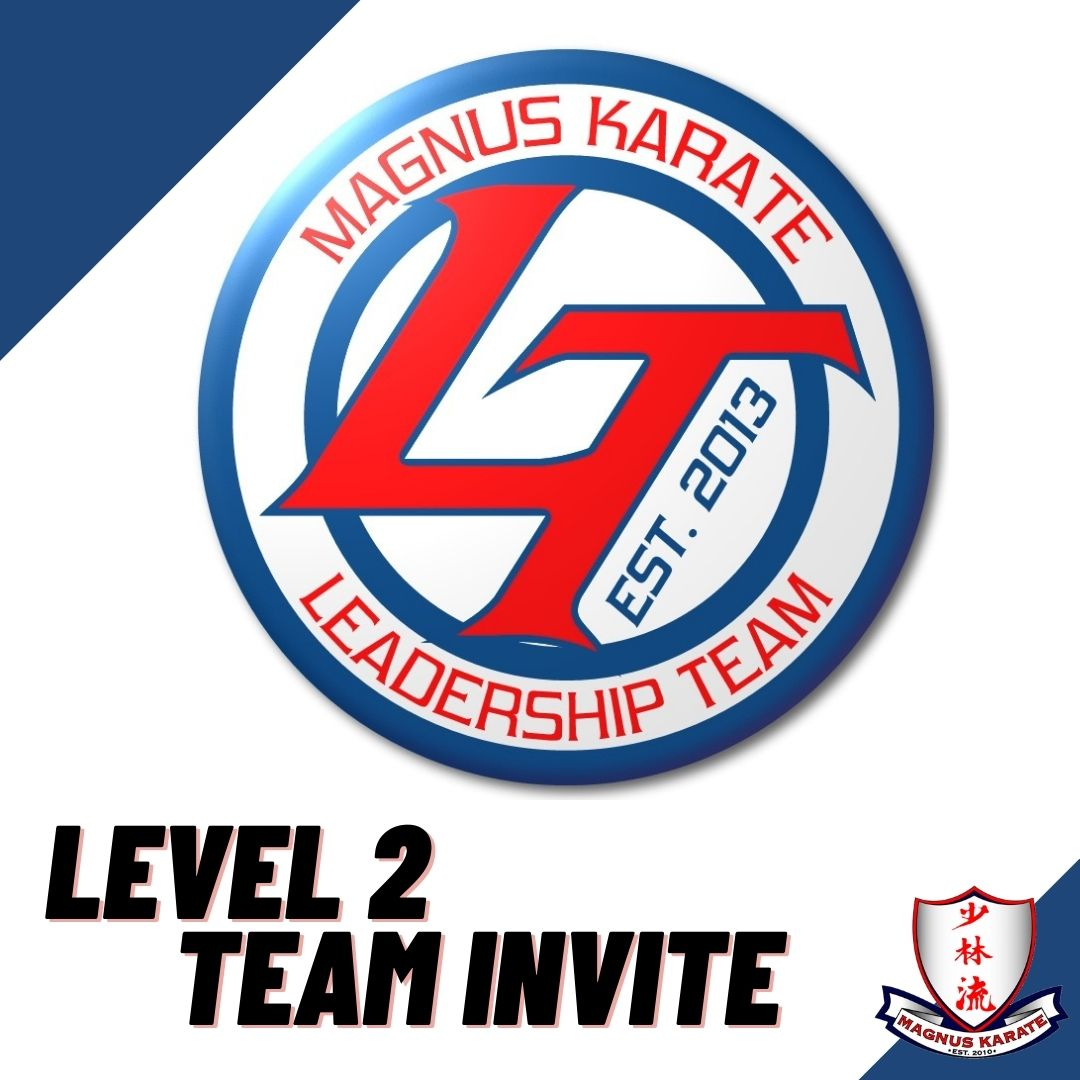 Leadership Team Level 2 Invite Image