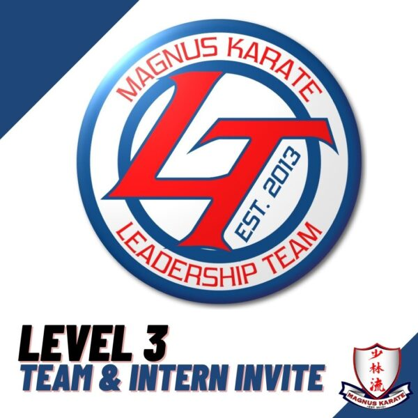 Leadership Team Level 3 Invite Image