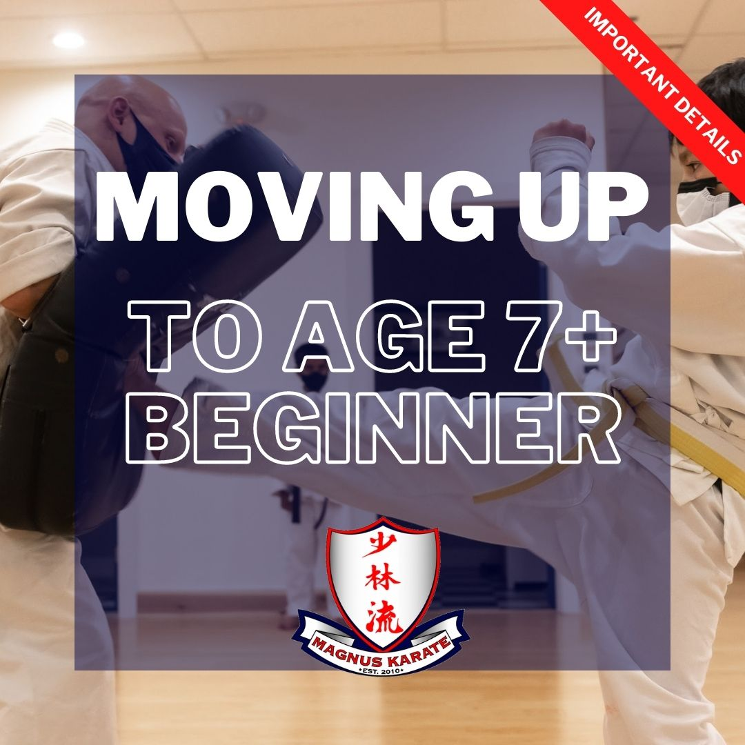 Level Up Junior to Beginner