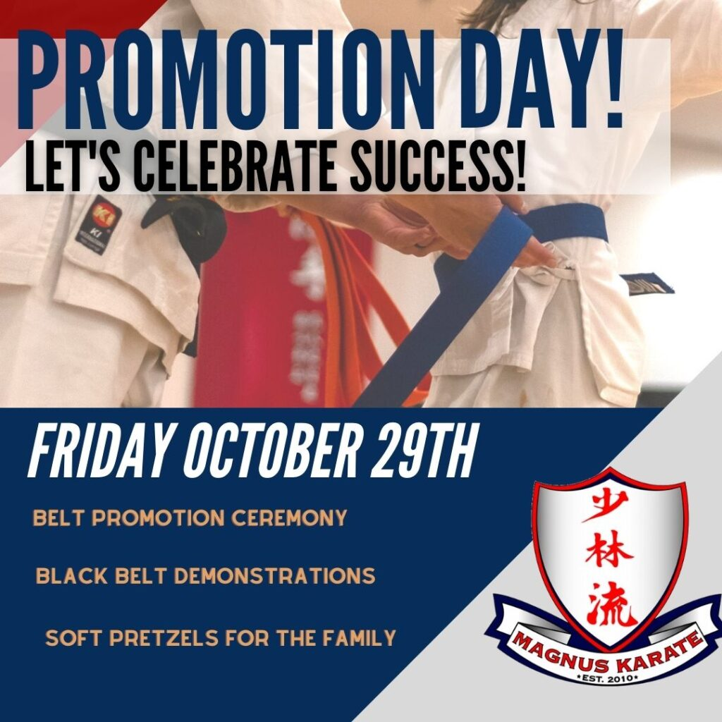 October Promotion Day
