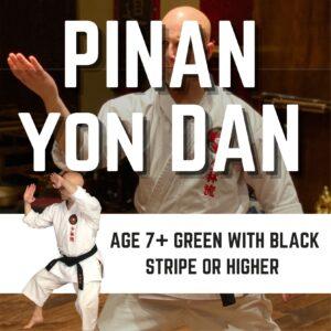 Pinan Yon Dan